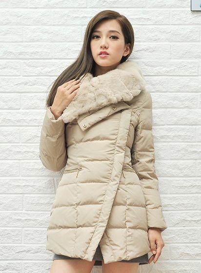 风靡今冬的10款羽绒棉服